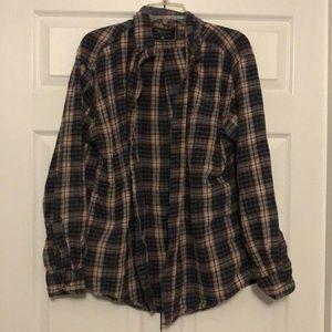 Men's size Medium American Eagle Flannel